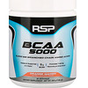 RSP Nutrition, BCAA 5000, Orange Mango, 7.94 oz (225 g)