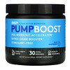 RSP Nutrition, Pump Boost, Blue Raspberry, 6.4 oz (180 g)