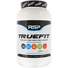 RSP Nutrition, TrueFit, Grass-Fed Protein Shake, Vanilla, 2.11 lbs (960 g)