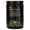 RSP Nutrition, Fast Fuel, формула перед тренировкой, восполнение жидкости и выносливость, со вкусом ямайского тропического пунша, 330г (11,64унции)