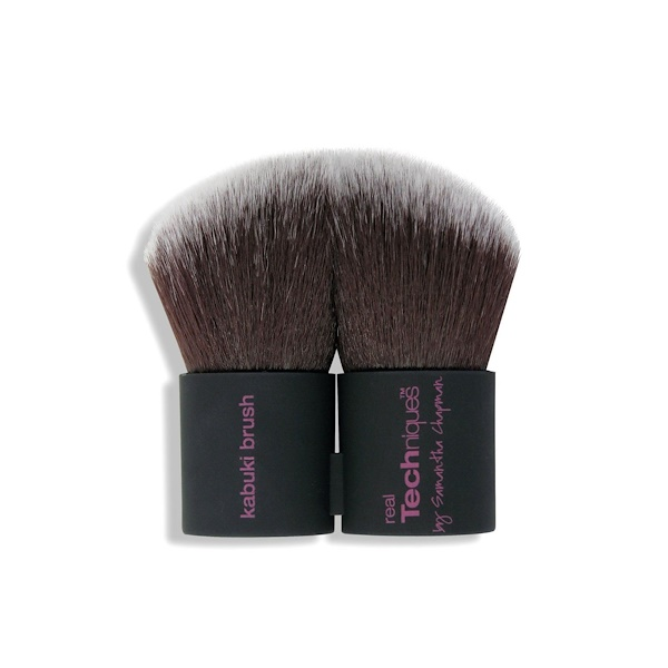 Real Techniques by Samantha Chapman, Your Finish/Perfected, Kabuki Brush (Discontinued Item)