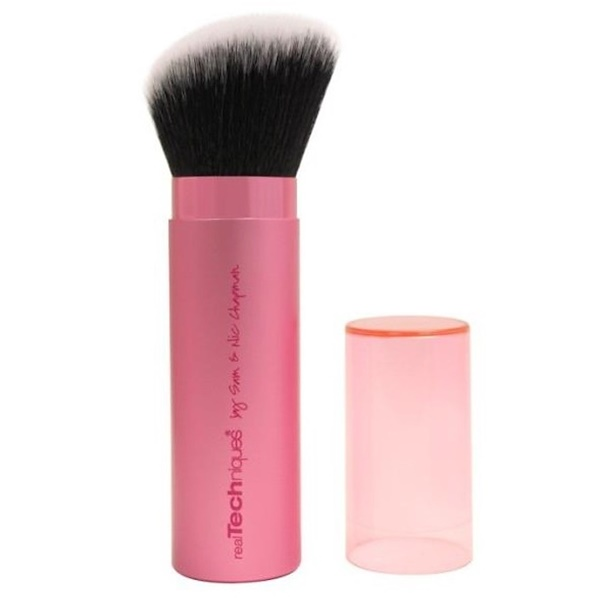 Real Techniques by Samantha Chapman, Retractable Kabuki Brush, 1 Brush (Discontinued Item)