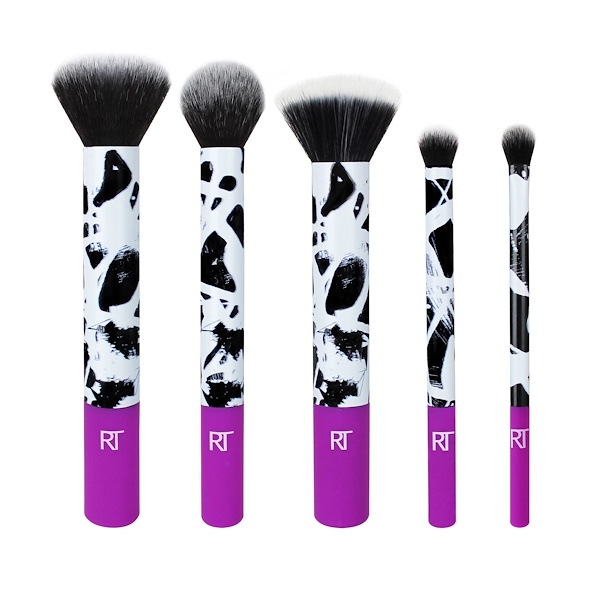 Real Techniques by Samantha Chapman, Your Picks, Berlin, 5 Brush Set (Discontinued Item)
