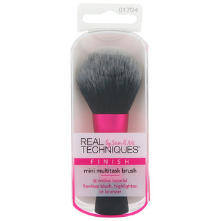 Real Techniques by Sam and Nic, Mini Multitask Brush, 1 Brush