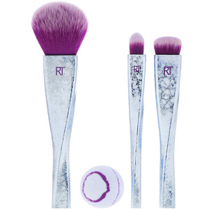 Real Techniques, Limited Edition, Brush Crush Volume 2, Ruler of the Skies Set, 4 Pieces отзывы