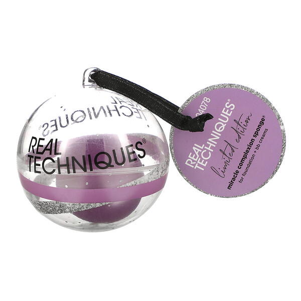Real Techniques, Miracle Complexion Sponge, Limited Edition, 1 Sponge (Discontinued Item)