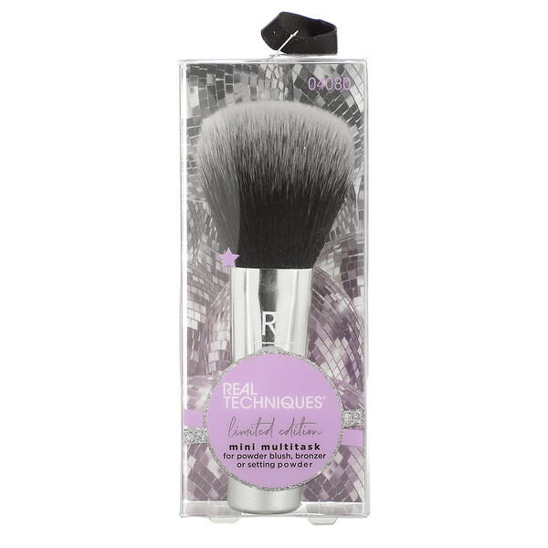 Real Techniques, Mini Multitask Brush, Limited Edition,  1 Brush (Discontinued Item)