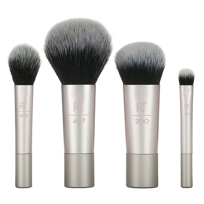 Real Techniques Limited Edition, Luminous Glow Mini Kit, 5 Piece Gift Set