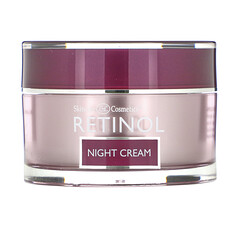 Skincare LdeL Cosmetics Retinol, 晚霜,1.7 盎司(50 克)