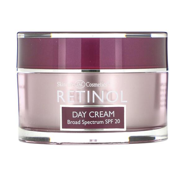 Retinol Day Cream, SPF 20, 1.7 oz (50 g)