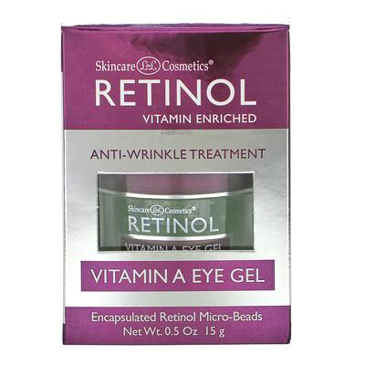 Купить Skincare LdeL Cosmetics Retinol Retinol Vitamin A Eye Gel, 0.5 oz (15 g)
