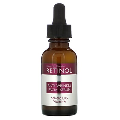 Купить Skincare LdeL Cosmetics Retinol Anti-Wrinkle Facial Serum, 1 fl oz (30 ml)