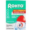 Rohto, охолоджувальні краплі для очей, максимальний ефект зменшення почервоніння, 13мл (0,4рідк.унції)