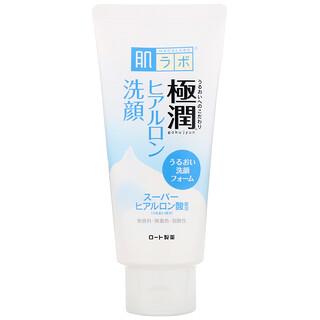 Rohto, Hada Labo, Gokujyun Face Wash, 3.5 oz (100 g)