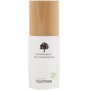 Rootree, 캠포오가닉 리터닝 에센스, 50ml(1.69fl oz)