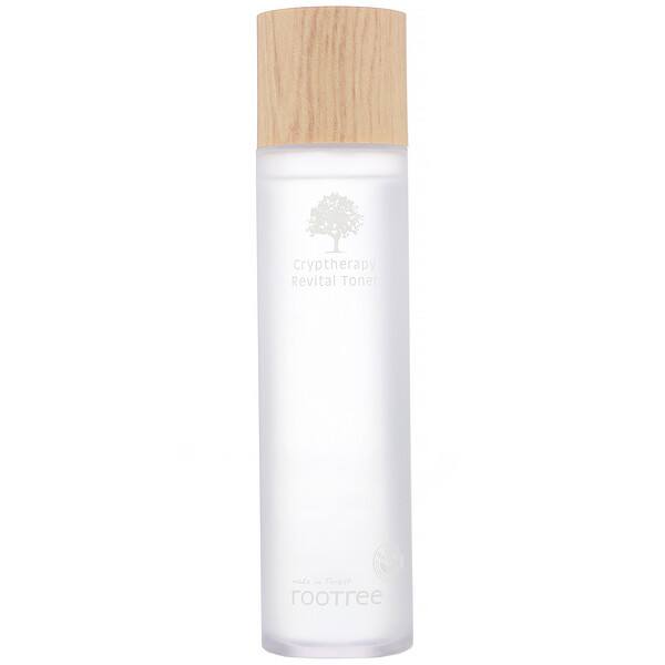 Rootree, Cryptherapy Revital Toner, 4.23 fl oz (125 ml)