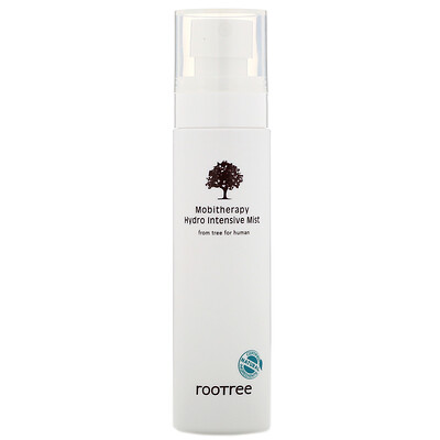 Rootree Mobitherapy, увлажняющий спрей для тела, 100мл  - купить со скидкой