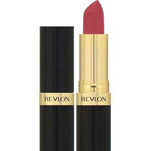 Revlon, Super Lustrous, Lipstick, Creme, 225 Rosewine, 0.15 oz (4.2 g) отзывы покупателей