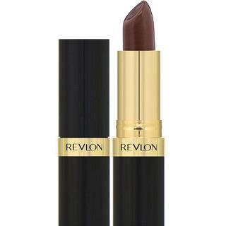 Revlon, Super Lustrous, Lipstick, Pearl, 315 Iced Mocha, 0.15 oz (4.2 g)