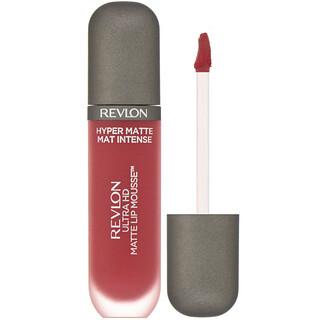 Revlon, Ultra HD Matte, Lip Mousse, 815 Red Hot, 0.2 fl oz (5.9 ml)