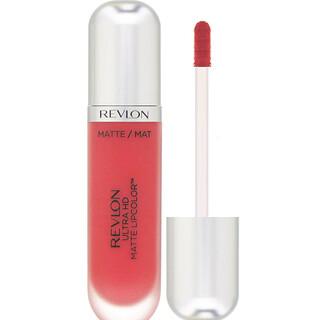 Revlon, Ultra HD Matte, Lipcolor, 625 Love, 0.2 fl oz (5.9 ml)
