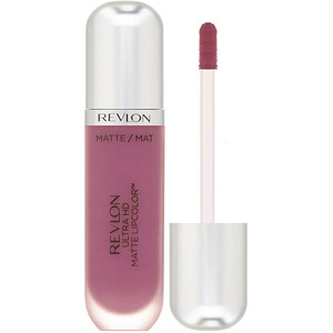 Revlon, Ultra HD Matte, Lipcolor, 612 Addiction, 0.2 fl oz (5.9 ml) отзывы покупателей