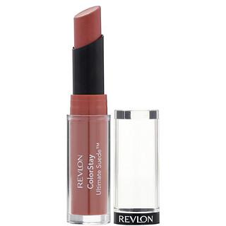 Revlon, Colorstay, Ultimate Suede Lip, 055 Iconic, 0.09 oz (2.55 g)