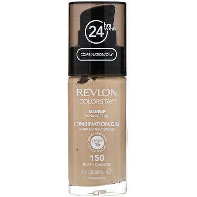 Купить Revlon Макияж для комбинированной и жирной кожи Colorstay, оранжево-желтый оттенок 150, 30 мл