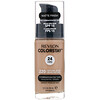 Revlon, Colorstay, Makeup, Combination/Oily, 220 Natural Beige, 1 fl oz (30 ml)
