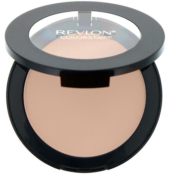 Revlon, Colorstay פודרה קומפקטית, גוון 820 Light, 8.4 גרם (0.3 אונקיות)