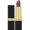 Revlon, Super Lustrous, Lipstick, Pearl, 467 Plum Baby, 0.15 oz (4.2 g)