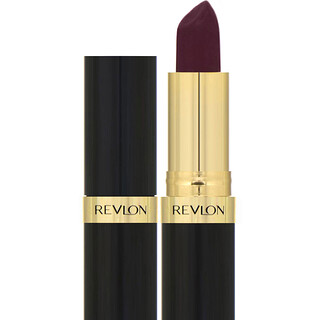 Revlon, Super Lustrous, Lipstick, Creme, 477 Black Cherry, 0.15 oz (4.2 g)