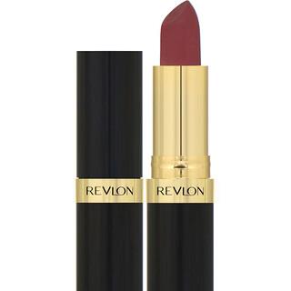 Revlon, Super Lustrous 潤澤保濕唇膏,130 柔玫瑰色,0.15 盎司(4.2 克)