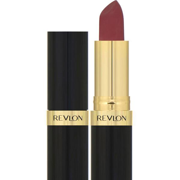 Super Lustrous, Lipstick, Creme, 130 Rose Velvet, 0.15 oz (4.2 g)
