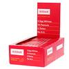 RXBAR, Barra proteica, mantequilla de maní y frutos rojos, 12barras, 1,83oz (52g) cada una