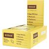 RXBAR, لوح بروتين، بالموز والشيكولاتة والجوز، 12 لوح، 1.83 أوقية (52 جم) لكل لوح