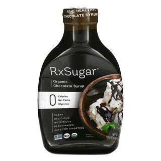 RxSugar, Organic Chocolate Syrup, 16 fl oz (473 ml)