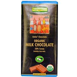 Рапунцель, Organic Milk Chocolate, 3 oz (85 g) отзывы покупателей