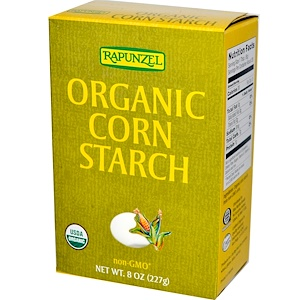 Рапунцель, Organic Corn Starch, 8 oz (227 g) отзывы покупателей