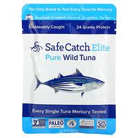 Safe Catch, Elite, Wild Tuna, 3 oz (85 g)