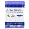Safe Catch, Elite, Wild Tuna, Garlic Herb, 2.6 oz (74 g)