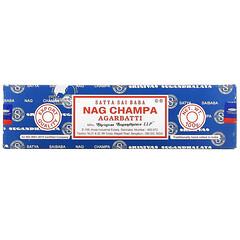 Sai Baba, 薩蒂亞,Nag Champa,印度線香,100克