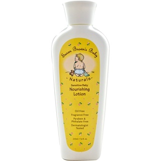 Susan Brown's Baby, Sensitive Baby, Nourishing Lotion, Fragrance Free, 7.6 fl oz (225 ml)