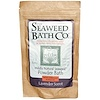 Seaweed Bath Co., Powder Bath with Hawaiian Kukui Oil, Lavender Scent, 2.0 oz (57 g) (Discontinued Item)