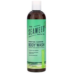 The Seaweed Bath Co., Hydrating Body Wash, Eucalyptus & Peppermint, 12 fl oz (354 ml)