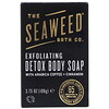 Seaweed Bath Co., Exfoliating Detox Body Soap, 3.75 oz (106 g)