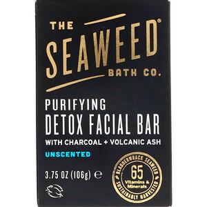 Сеавид Бат Ко, Purifying Detox Facial Bar, Unscented, 3.75 oz (106 g) отзывы