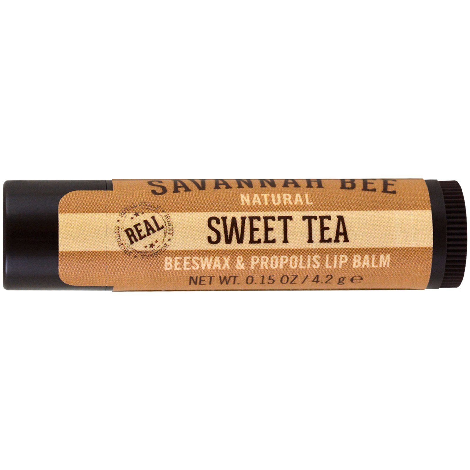 Savannah Bee - Natural Beeswax & Propolis Lip Balm Sweet Tea - 0.15 oz. (pack of 3) Peter Thomas Roth Anti-Aging Buffing Beads, 8.5 Fluid oz