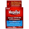 Schiff, MegaRed, Omega-3 Krill Oil, Extra Strength , 500 mg, 45 Softgels (Discontinued Item)