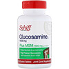 Schiff, Glucosamine Plus MSM, 1500 mg, 150 Coated Tablets